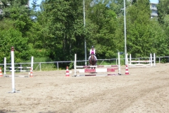 Oefenspringen 24-05-2009