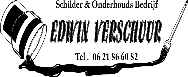Edwin Verschuur - Schilder & Onderhoud
