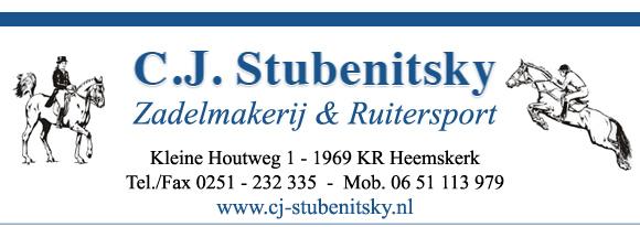 C.J. Stubenitsky - Zadelmakerij & Ruitersport