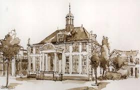 Oude raadhuis Heemskerk